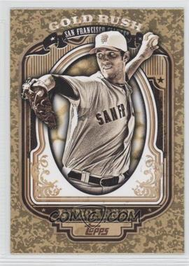 2012 Topps Wrapper Redemption Gold Rush #86 - Madison Bumgarner