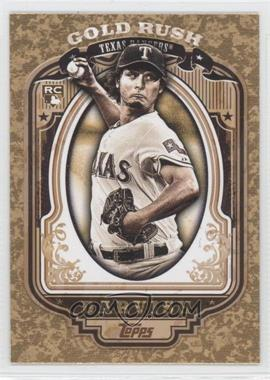 2012 Topps Wrapper Redemption Gold Rush #88 - Yu Darvish