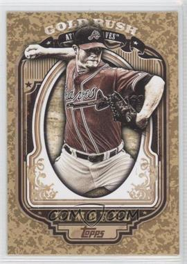 2012 Topps Wrapper Redemption Gold Rush #91 - Craig Kimbrel