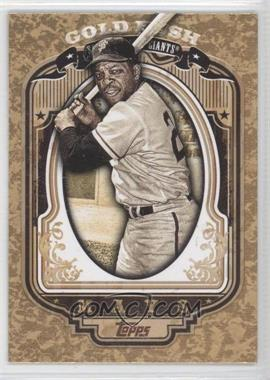 2012 Topps Wrapper Redemption Gold Rush #96 - Willie Mays