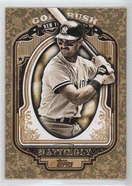 2012 Topps Wrapper Redemption Gold Rush #98 - Don Mattingly