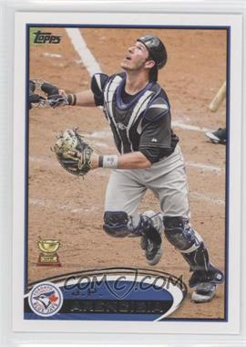 2012 Topps #207 - J.P. Arencibia