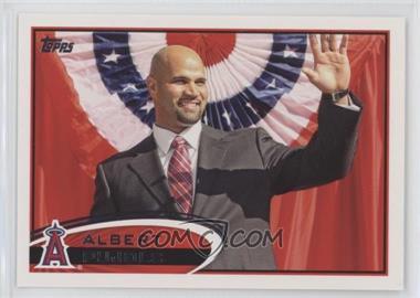 2012 Topps #331.2 - Albert Pujols (In Suit)
