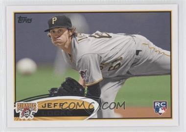 2012 Topps #410 - Jeff Locke