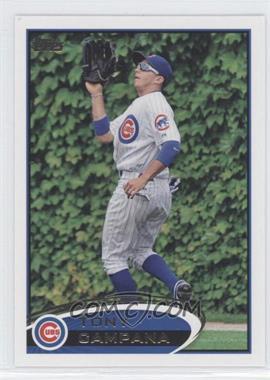 2012 Topps #580 - Tony Campana
