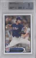 Yu Darvish (Dark Blue Uniform) [BGS 9]