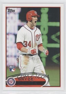 2012 Topps #661 - Bryce Harper