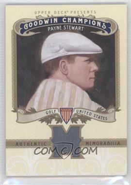 2012 Upper Deck Goodwin Champions Authentic Memorabilia #M-PS - Payne Stewart