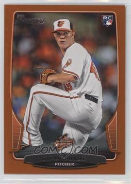 2013 Bowman - [Base] - Orange #39 - Dylan Bundy /250