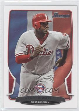 2013 Bowman - [Base] - State & Home Town #190 - Ryan Howard