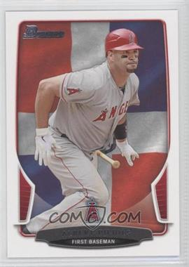 2013 Bowman - [Base] - State & Home Town #50 - Albert Pujols