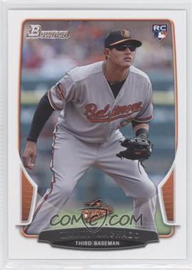2013 Bowman - [Base] #215 - Manny Machado