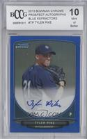 Tyler Pike /150 [ENCASED]