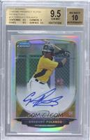Gregory Polanco /500 [BGS 9.5]