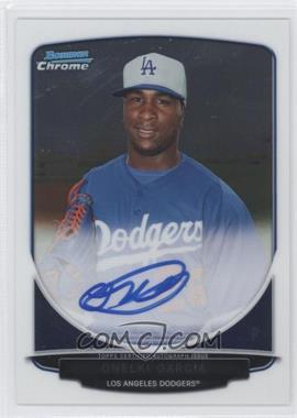 2013 Bowman - Chrome Prospects Autographs #BCA-OG - Onelki Garcia