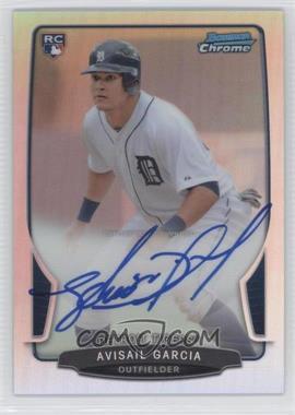 2013 Bowman - Chrome Rookie Autographs - Refractor #ACR-AG - Avisail Garcia /500