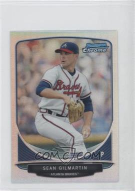 2013 Bowman - Cream of the Crop Chrome Mini Refractor #CC-AB5 - Sean Gilmartin