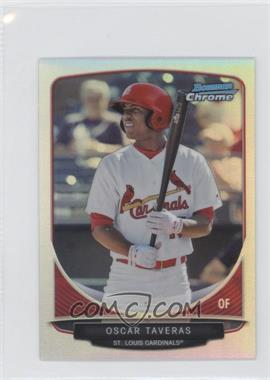 2013 Bowman - Cream of the Crop Chrome Mini Refractor #CC-STL1 - Oscar Taveras