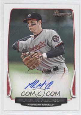 2013 Bowman - Prospect Autographs - Retail #BPA-MMQ - Mike McQuillan
