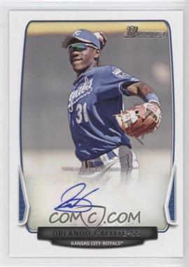 2013 Bowman - Prospect Autographs - Retail #BPA-OC - Orlando Calixte