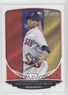 2013 Bowman - Prospects - Hometown #BP59 - William Cuevas