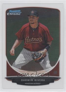 2013 Bowman - Prospects Chrome #BCP20 - Darwin Rivera