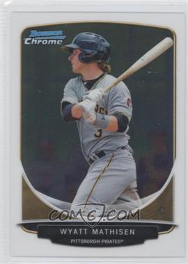 2013 Bowman - Prospects Chrome #BCP87 - Wyatt Mathisen