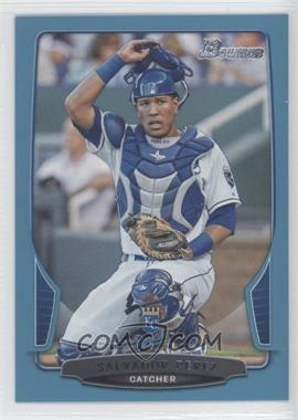 2013 Bowman Blue Border #103 - Salvador Perez /500
