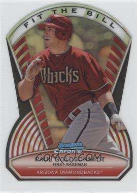 2013 Bowman Chrome - Fit the Bill #FTB-PG - Paul Goldschmidt /99