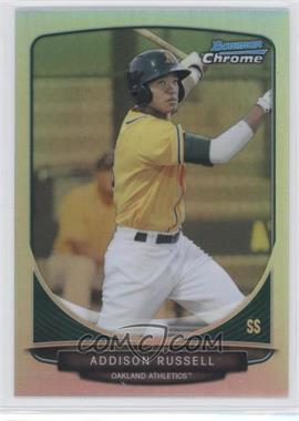 2013 Bowman Chrome - Prospects - Refractor #BCP113 - Addison Russell