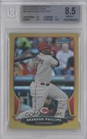Brandon Phillips /50 [BGS 8.5]