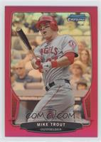 Mike Trout /35