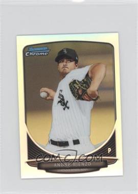 2013 Bowman Chrome Minis - [Base] - Refractor #126 - Andre Rienzo /125