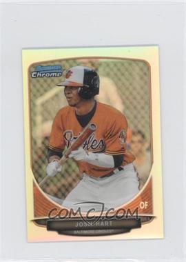 2013 Bowman Chrome Minis - [Base] - Refractor #254 - Josh Hart /125