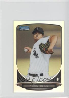 2013 Bowman Chrome Minis Refractor #126 - Andre Rienzo /125
