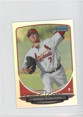 2013 Bowman Chrome Minis Refractor #170 - Marco Gonzales /125