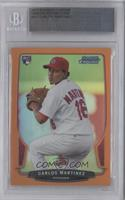 Carlos Martinez /25 [BGS AUTHENTIC]