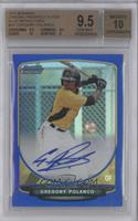 Gregory Polanco /150 [BGS 9.5]