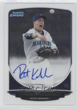 2013 Bowman Chrome Prospects Autographs #BCP-PK - Patrick Kivlehan