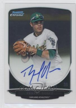2013 Bowman Chrome Prospects Autographs #RN - Renato Nunez