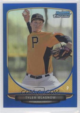 2013 Bowman Chrome Prospects Blue Refractor #BCP134 - Tyler Glasnow /250