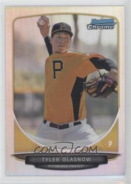 2013 Bowman Chrome Prospects Refractor #BCP134 - Tyler Glasnow