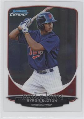 2013 Bowman Chrome Prospects #BCP1 - Byron Buxton