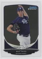 Max Fried (arm back)