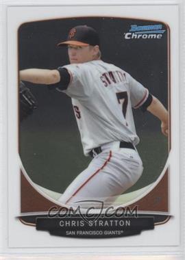 2013 Bowman Chrome Prospects #BCP154.2 - Chris Stewart (arm back)