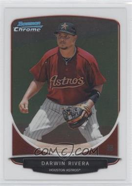 2013 Bowman Chrome Prospects #BCP20 - Darwin Rivera