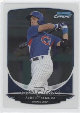2013 Bowman Chrome Prospects #BCP206.1 - Albert Almora