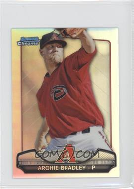 2013 Bowman Chrome Risin' thru the Ranks Refractor #RTR-AB - Archie Bradley