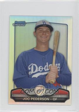 2013 Bowman Chrome Risin' thru the Ranks Refractor #RTR-JP - Joc Pederson