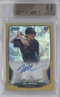Wil Myers /50 [BGS 9.5]